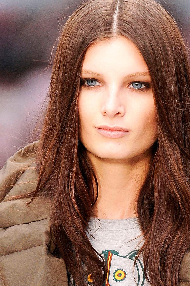 Cinnamon Brown Hair Color Blue Eyes Brown Hair Dark Brown Human Hair ...